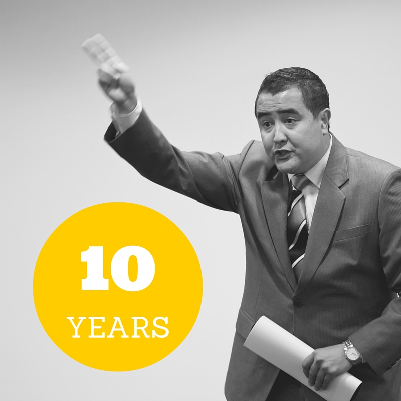 10 years in real estate. 10 things that have changed.